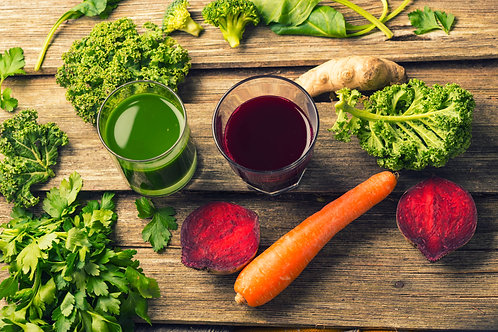 3-Day Personalized Juicing Program