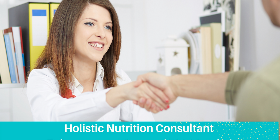 Nutrition Consultation Enhancement Program 食疗师晋升班 (year 2021)