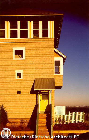Rapunzel, Bald Head Island, North Carolina, Dietsche + Dietsche Architects