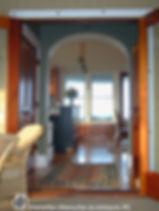 Shingle Style interior  Dietsche + Dietsche