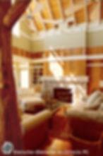 Texas Cottage living room Dietsche + Dietsche Architects