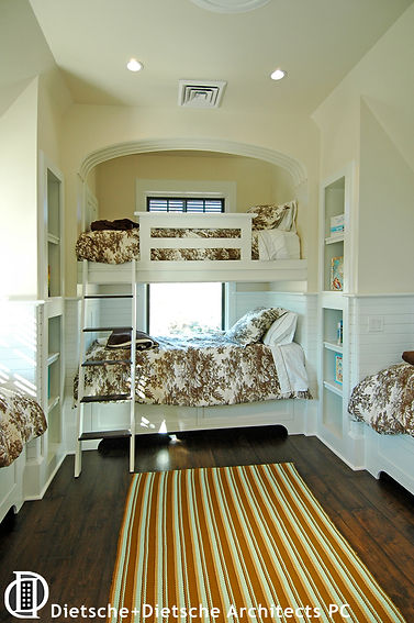 Independent guests at Caribbean Dream can bunk in this self-contained apartment over the garage.
