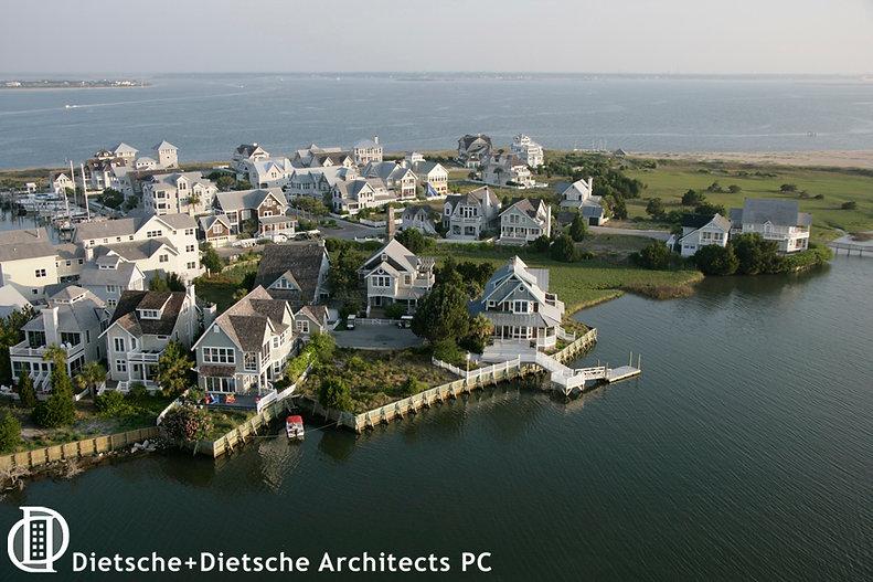 Harbour Village, Bald Head Island, North Carolina, Chuck Dietsche Planner