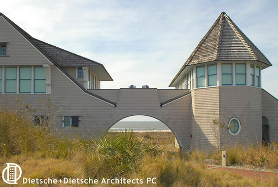 Whale Cottage, Dietsche + Dietsche Architects, North Carolina