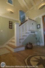 Staircase detail Dietsche + Dietsche