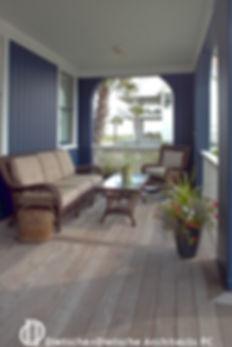 Wrap around porch Dietsche + Dietsche