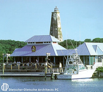 Harbour Village is the front door of Bald Head Island welcoming guests and residents to this idyllic resort