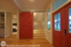 Interior barn door by Dietsche + Dietsche