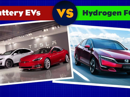 Electric vs Hydrogen: Which is the cleaner alternative fuel?
