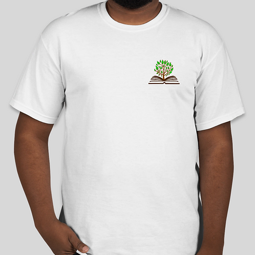 """""""G"""" for Greenify White T-Shirt"""