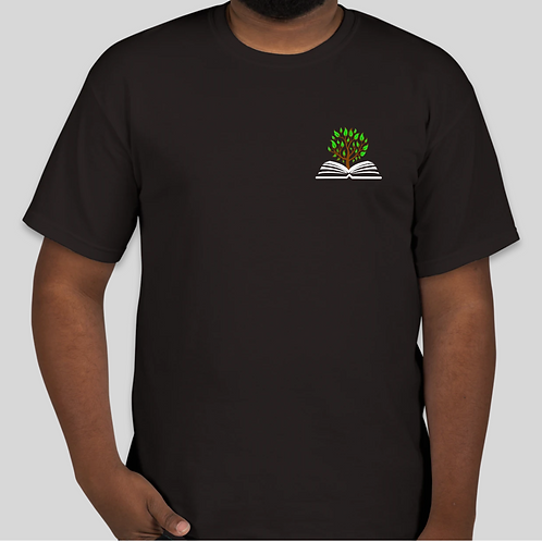 """G"" for Greenify Black T-Shirt"