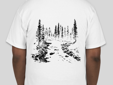 Announcing Project Greenify's First T-shirt!