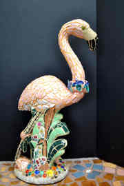 Flamingo (Pink) (sold)