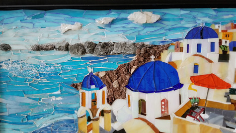 Santorini II (top)