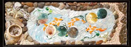 Koi Fish Pond - $1,000.00