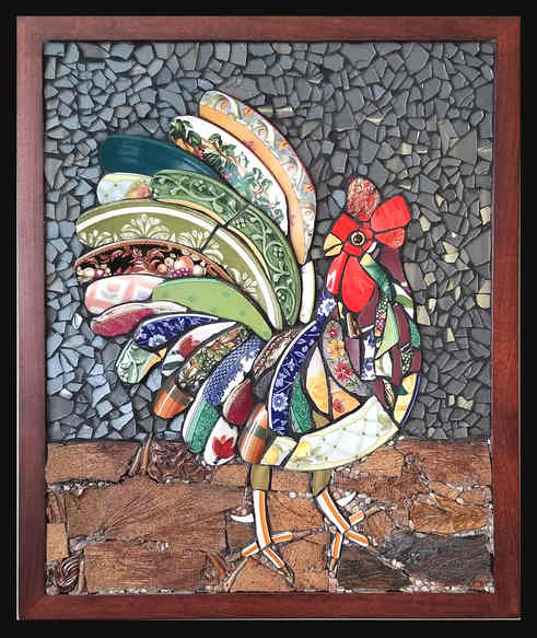 Rex the Rooster - $1,250.00