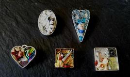 Animals Pins - $50.00/each