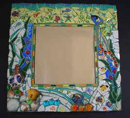 Aqua II mirror