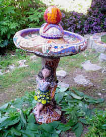 """Innocence"" Water Fountain - $2,850.00"