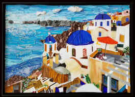 Santorini II - $5,500.00