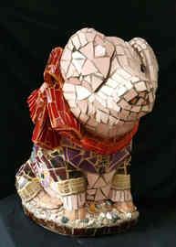 Hamlette the Pig (sold)