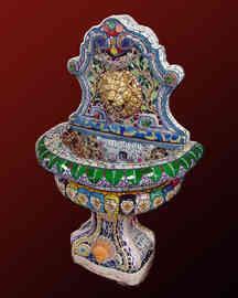 """Lion Head"" Water Fountain - $6,500.00"