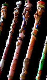 Polymer clay pens - $20.00/ea