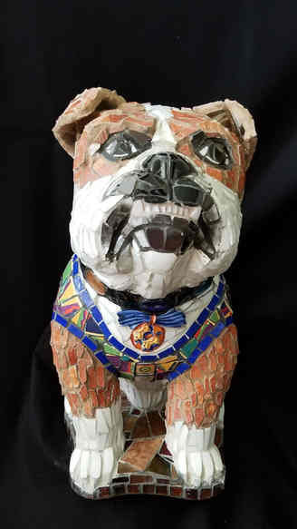 Toby the Bulldog (sold)