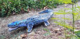 Blue the Alligator (Sold)