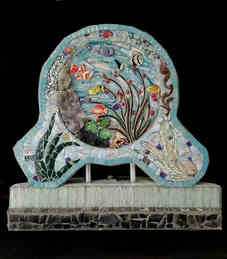 """Under the Sea"" (Back side) - $4,850.00"