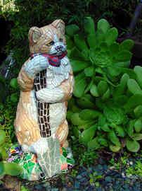 Kiku the Cat (sold)