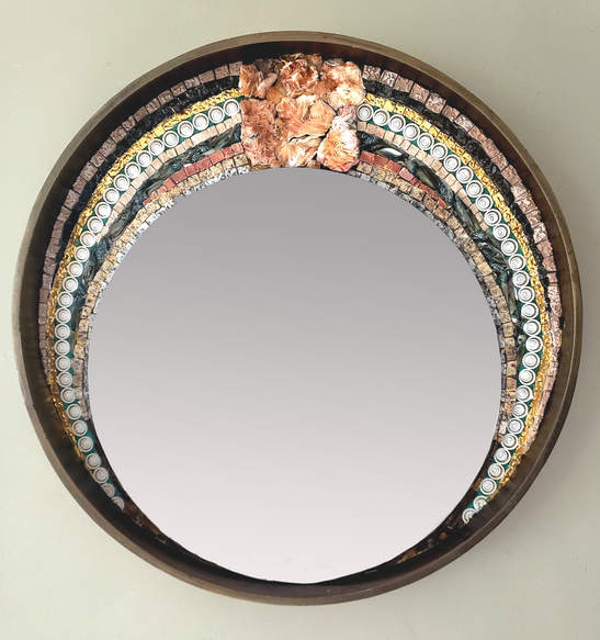 Golden Hour mirror - (Not Available)