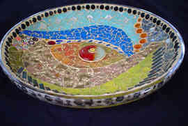 Glass Bowl (Not Available)