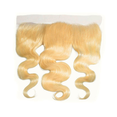 613 Indian Body Wave Frontal (13x4)