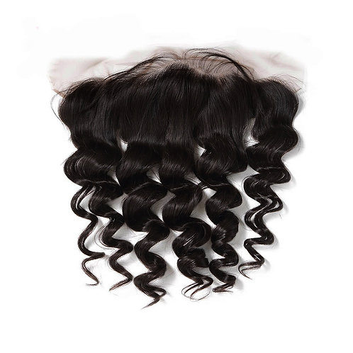 Indian 13x4 Loose Wave Lace Frontal