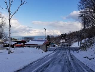 今年も北海道に冬将軍と嵐がやって来た!