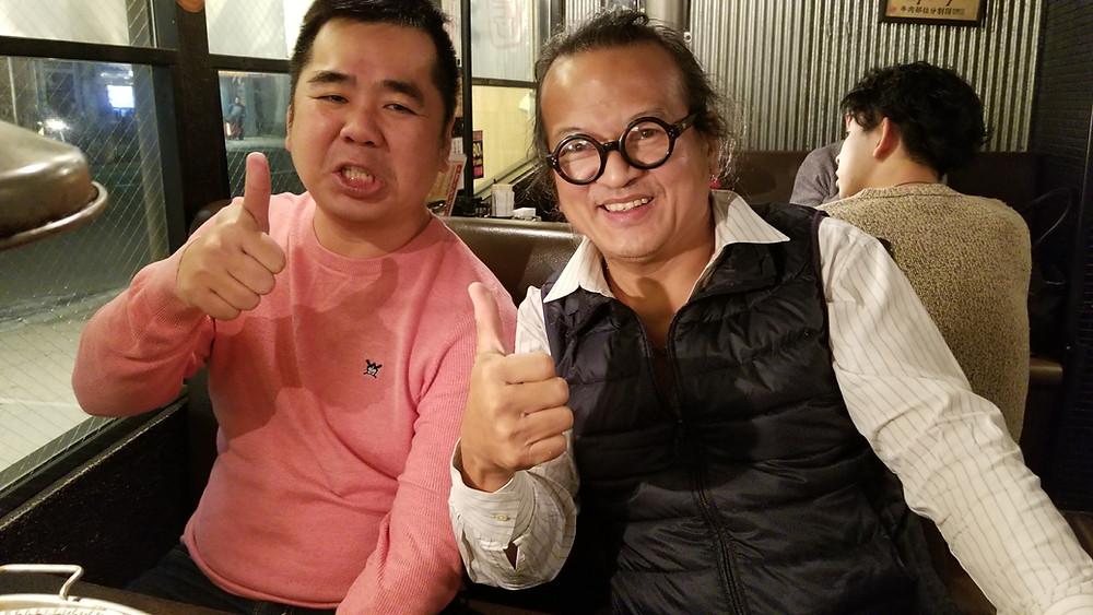 バンコク旅行会社 代表 と Mr.KO