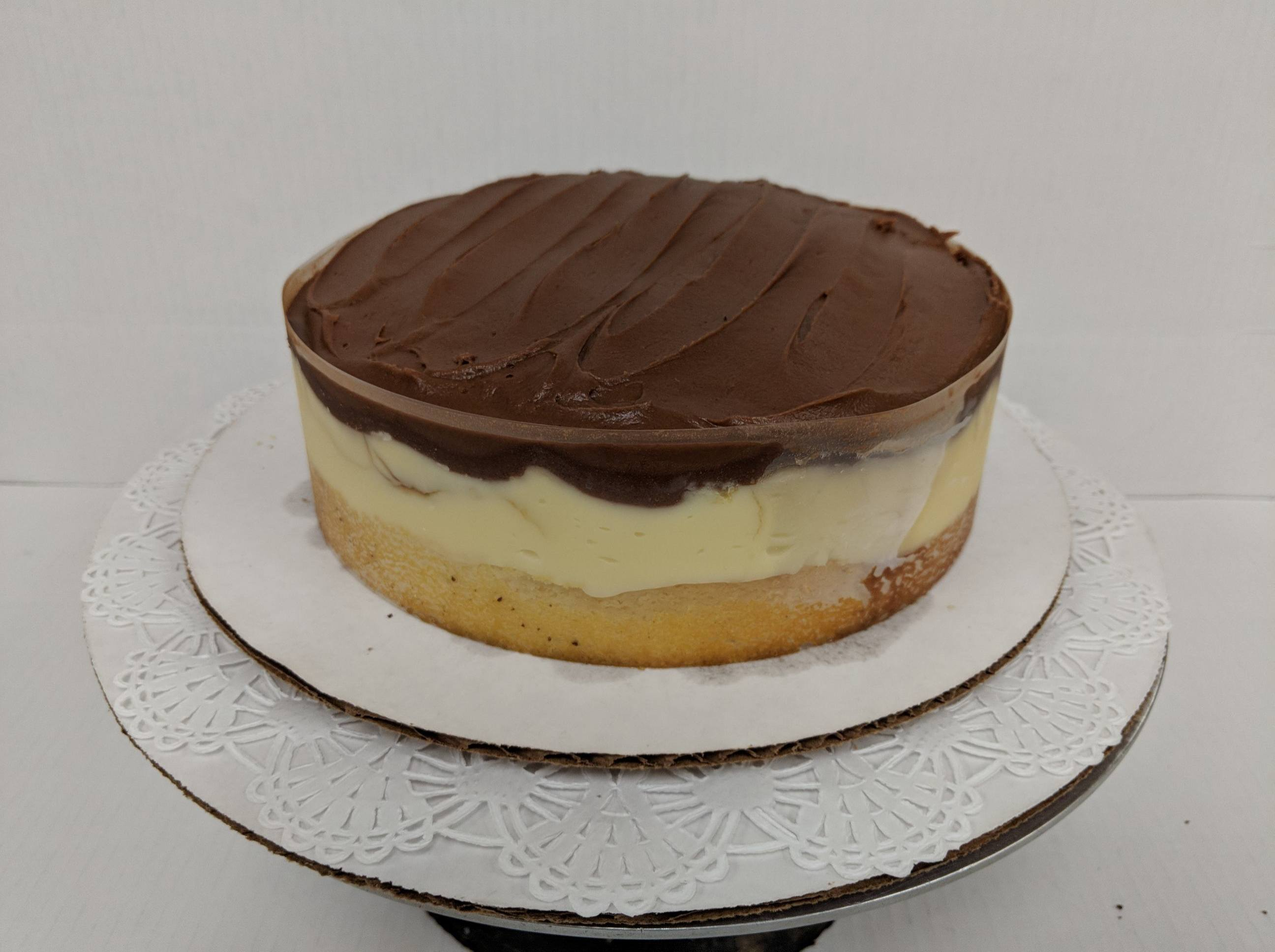 Boston Cream
