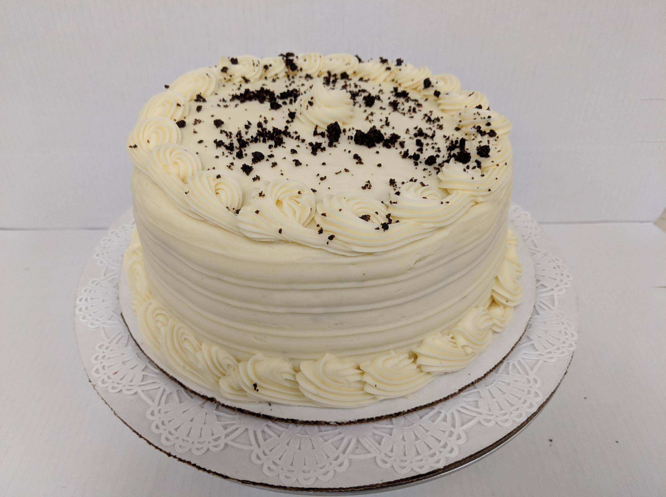 Choc Cake Cream Cheese Frosting