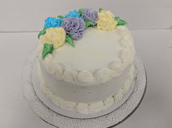 """Decor 8"""" Cake"""