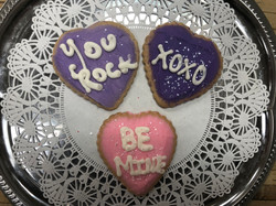 Valentine'd Day Cookies