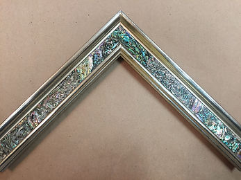 Randall studio offers a selection of custom picture frame moldings thatdepict period correct profiles and period correct finishes. Gilded moldings can be gilded in different karats ranging for white gold(12kt) up to 23.75kt.