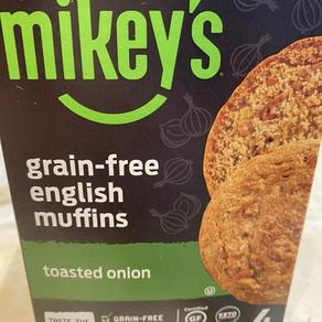 Mikey's Grain Free English Muffin