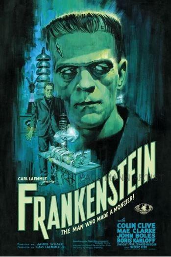 Frankenstein AP - Limited Signed Copies
