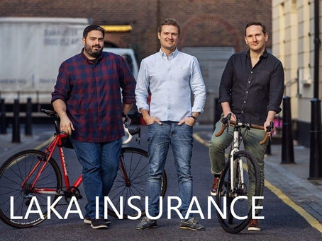 TIBBINGTON CONSULTING TAKES A STAKE IN LAKA INSURANCE