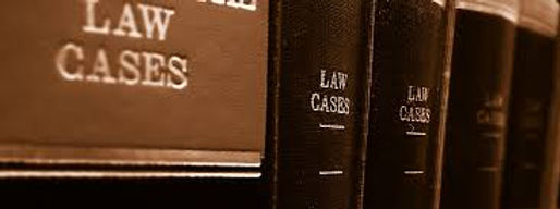 Legal terms glossary