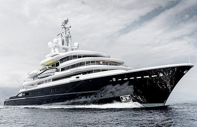 Burford Funding divorce case setback as Dubai Court rules £343m superyacht cannot be seized