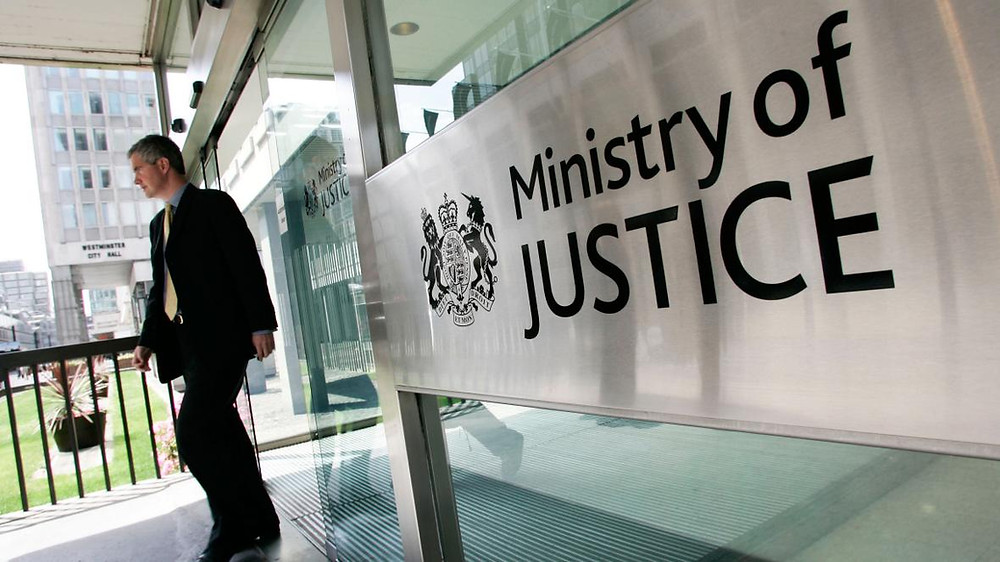 Ministry of justice image