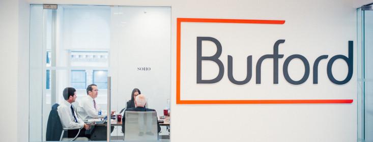 burford litigation funding results