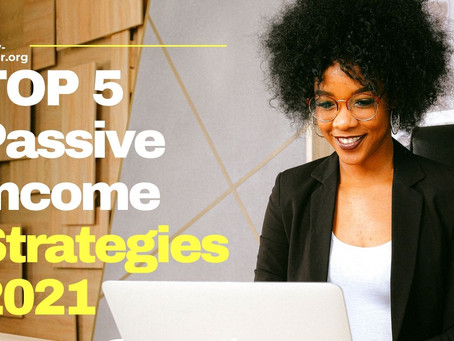 Top 5 Passive Income Side Hustles